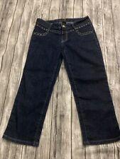 Southpole Jeans Juniors sz 3 Cropped Capri 26x21