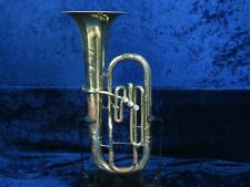Conn 15I 3 Valve Euphonium Ser#GC980131 Will Play with Water Key Re-Attached