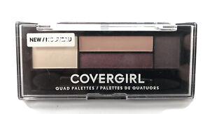 Covergirl Cover Girl Quad Palettes Eye Shadow Eyeshadow CHERRY SODA 730