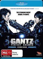 Gantz 2 - Perfect Answer (Blu-ray, 2012) Region B