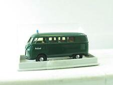 """Brekina Bus T1 """"Polizei""""  grün OVP (R8790)"""