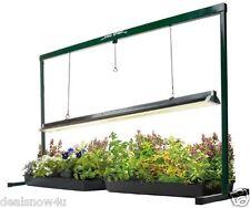 Hydroponics 4 Foot Jump Start T5 Light System To Grow Plants Gardening Indoors