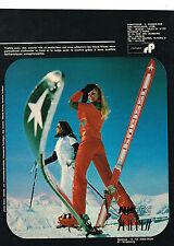 PUBLICITE  1971   NILSEC  vetements de ski