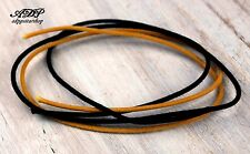 FIL pour CABLAGE controle STRATOCASTER ® VINTAGE cloth wire 22 AWG x 90 cm