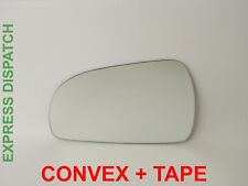Right side Flat Wing door mirror glass for Hyundai Matrix 2001-2006 heated