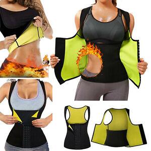 Women Waist Trainer Sauna Sweat Body Shaper Slimmer Weight Loss Shaperwear Belt
