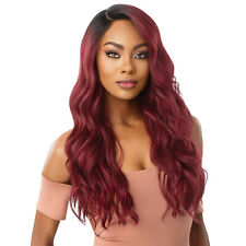 OUTRE SYNTHETIC SWISS LACE FRONT WIG - RAQUEL