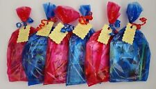 SUPER HERO Pre Filled Party Bags ready Made Birthday & Parties *Min order 8