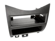 1-DIN Radioblende mit Ablagefach Honda Accord, schwarz