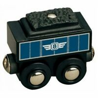 Coal Tender for Wooden Railway Train Set 50819 - Brio Compatible