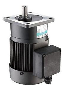 Sesame G12V400U-10 Precision Gear Motor 400W/3PH/220V/440V/4P/Ratio 1:10