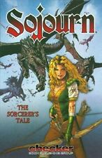 Sojourn Volume 5: A Sorcerer's Tale (Sojourn)-ExLibrary