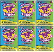Breyer Horses Mini Whinnies Series 3 #300193 Surprise 6 Pack