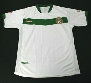 Mexico Jersey Germany 2006 World Cup Size Large