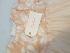 Billieblush Dress Age 2 My Little Lovely Dress RRP £68.95. New with tags