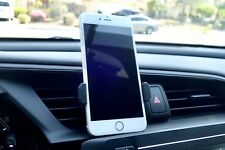 iPhone 8 7 Plus X Car Mount Air Vent GPS Stand Cell Phone Holder