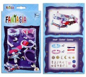 Fantasia Kreativ-Set Schmuck Selbermachen Mädchen NEU