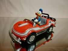 VINTAGE DISNEY RACING CAR DONALD DUCK CORVETTE? #45 - L16.5cm - GOOD CONDITION