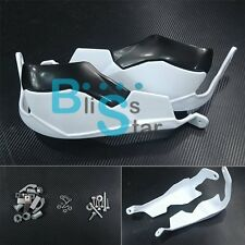 Black & White Pro Handguards Brake Clutch Hand Guard For KTM 390 Duke O2