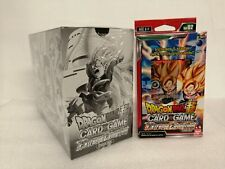 Dragon Ball Super CCG Starter Deck SD02 Extreme Evolution X 6 in Sealed Display