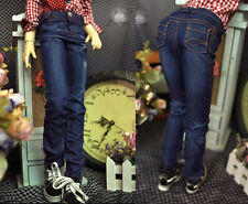 1/3 BJD 60cm boy doll clothes SD13 wash blue jeans dollfie luts GenX outfit