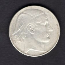 BELGIQUE 1949  20 FRANK BELGIE ARGENT