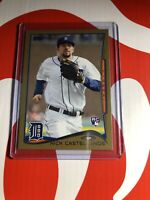 Nick Castellanos 2014 Topps Series 1 Gold Parallel /2014 Rookie Card #195 MINT🔥