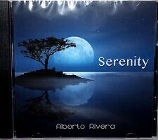Serenity Soaking Meditation Sounds Background Alberto Rivera Worship Music CD