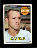 1969 TOPPS #538 CHARLIE SMITH VGEX CUBS  *XR17828