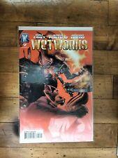 WS Wildstorm Wetworks #2  Unread Condition