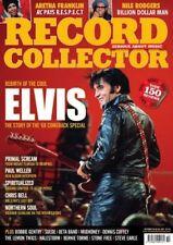 Record Collector Magazine October 2018  ELVIS PRESLEY Paul Weller CHRIS BELL