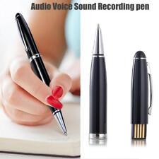 8GB Portable Digital Audio Sound Voice Recorder Hidden Recording Spy Pen Device