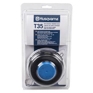 Husqvarna 531300183 T35 Tap Advance Trimmer Head 125L 225L 223L 232L 322L