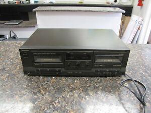Technics RS-TR333 Dual Cassette Player Recorder