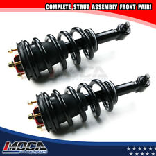 2 Front Shocks Struts Assembly Kit Fits 2007-2013 CHEVROLET Silverado GMC 1500