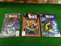 Batman Shadow of the BAT LOT of 3 issues from # 0,1,33 VF/NM 1992 DC Comics