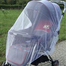 Moskitonetz Insektenschutz für Kinderwagen Sportwagen Jogger Buggy~