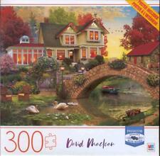 David MaClean MB Jigsaw Puzzle Morning Sunrise NIB