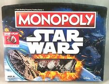 Monopoly Star Wars Open & Play Hasbro Parker Brothers 2015