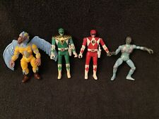 Bandai Power Rangers 51/2 Inch Lot 1990s