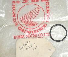 Honda CB 750 500 350 Four CB CL 77 72 Fuel Petcock Cup Gasket NOS 16958-268-010