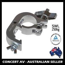 Aluminium Truss lighting trigger clamp coupler 50mm truss 250kg TUV certified