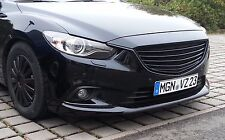 2013 2014 Mazda 6 Sport Tuning Front Bumper Grille Grill Kühlergrill Calandre