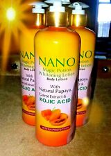 Nano Magic Potion Whitening Body Lotion With Papaya,Carrot,& Kojic Acid (500ML)