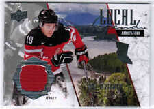 2015 UD TEAM CANADA JUNIORS JAKE VIRTANEN LL-JV LOCAL LEGENDS JERSEY ABBOTSFORD