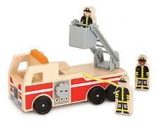 Melissa and Doug Fire Truck Set #9391 BRAND NEW