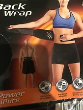 Pure Ion Energy Infuse Back Wrap 1200 Series