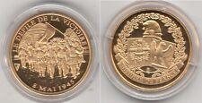 Médaille contemporaine Française La victoire le 8 Mai 1945