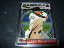 1993 Topps Finest #11 Jeff Bagwell