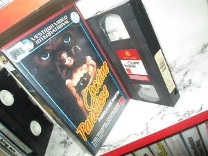 VHS - Cocaine Paradise - Pamela Sue Martin - Vestron Rarität
